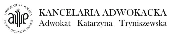 Kancelaria Adwokacka Adwokat Katarzyna Tryniszewska